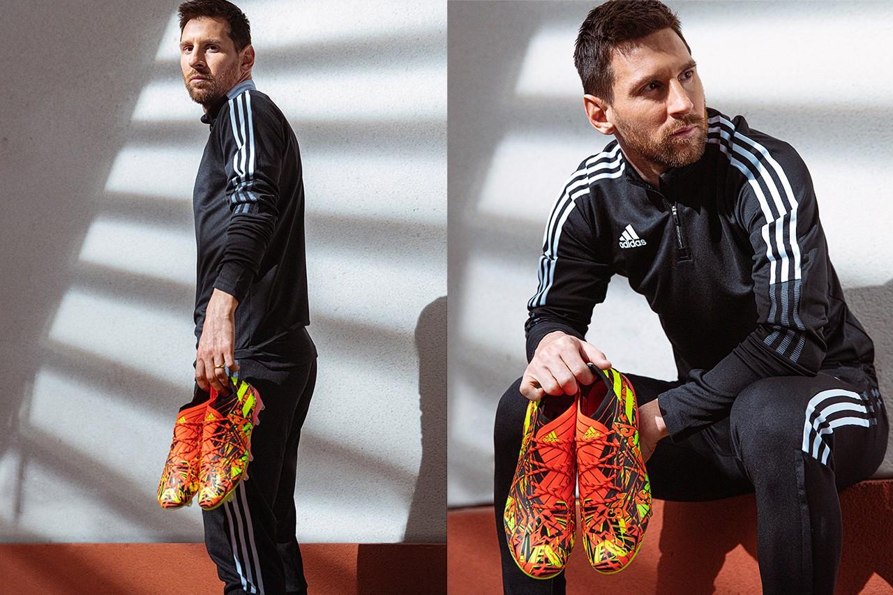 "adidas NEMEZIZ MESSI.1 ""Rey del Balon"" voetbalschoenen"