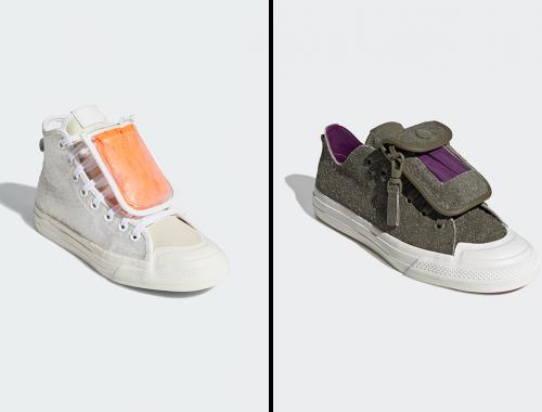 adidas Nizza 4/20 sneakers