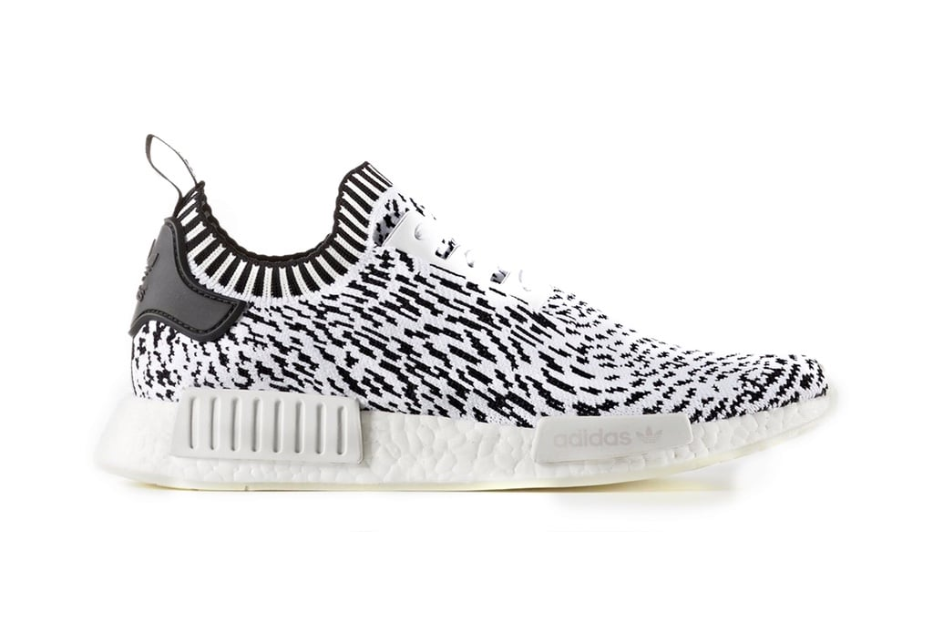 Official Images Of The adidas NMD R1 Primeknit Zebra White