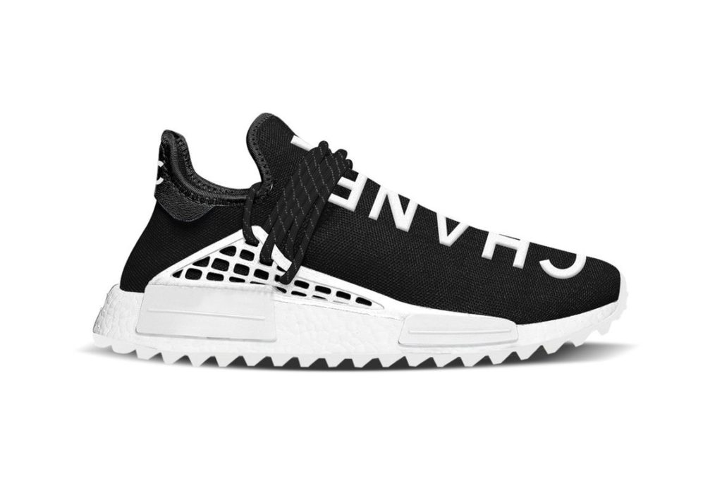 adidas Originals x Pharrell x Chanel Hu NMD Trail sneaker