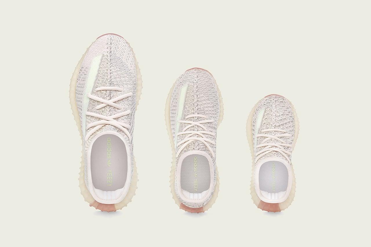 adidas YEEZY BOOST 350 V2 Citrin releasedatum