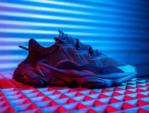 adidas OZ adiPRENE Triple Black