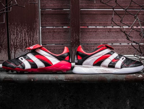 adidas Predator Accelerator Core Black