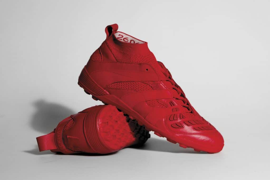 adidas x David Beckham Predator Capsule Collection voetbalschoenen