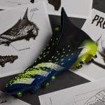adidas Predator Freak-voetbalschoenen Demon Skin