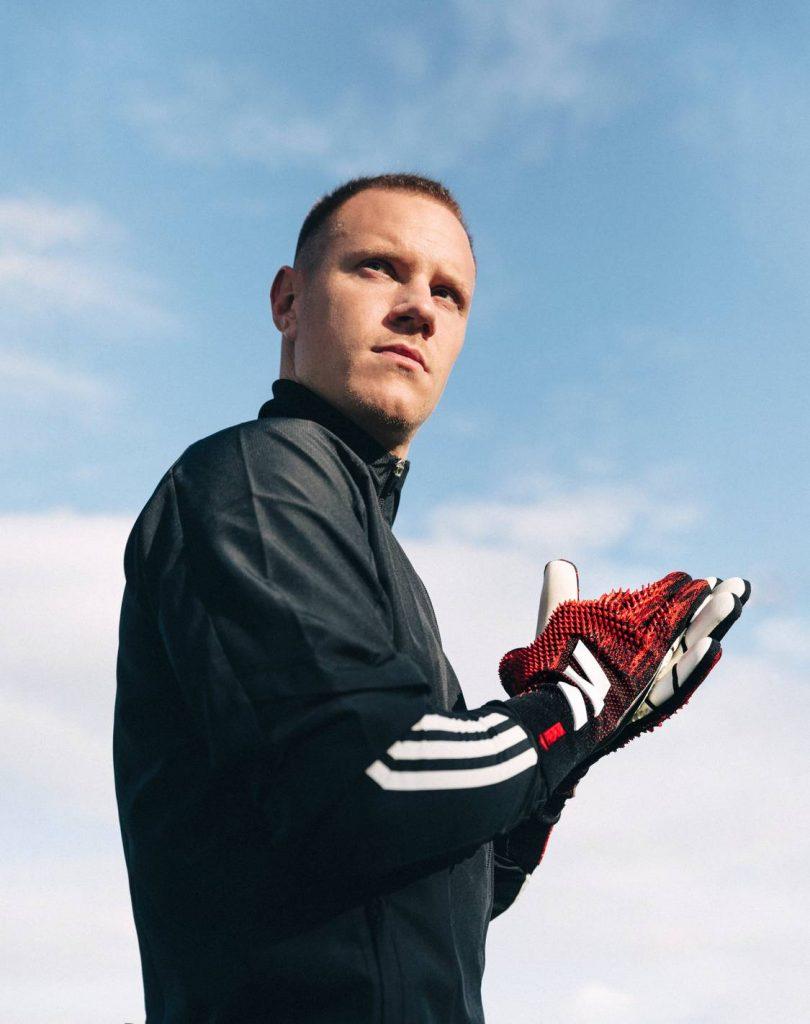 adidas Predator 20 Mutator voetbalschoenen ter stegen