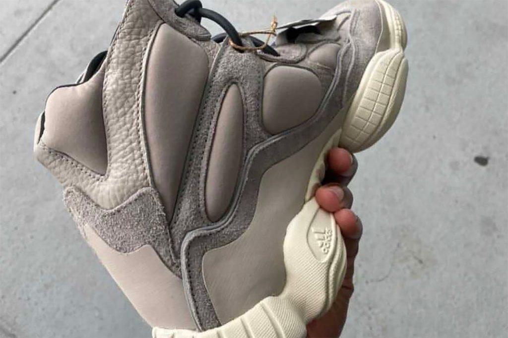 "adidas YEEZY 500 High ""Mist Stone"""