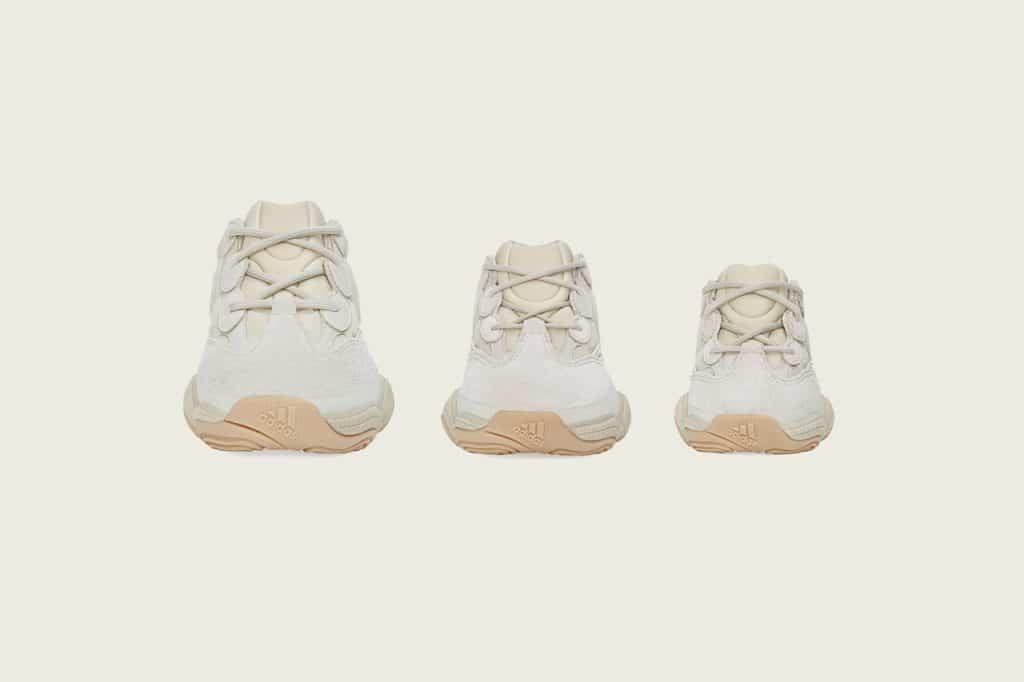 adidas YEEZY 500 Stone releasedatum