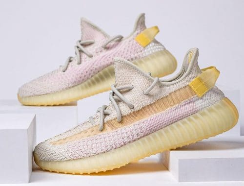 "adidas YEEZY BOOST 350 V2 ""Light"" nederland"