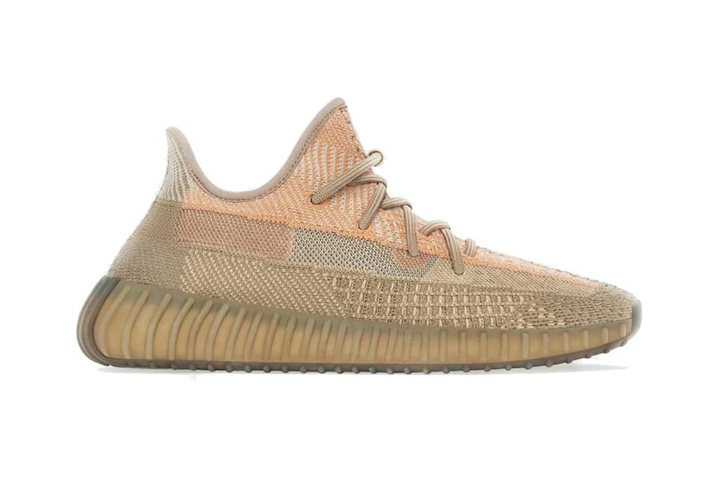 yEEZY BOOST 350 V2 Sand Taupe