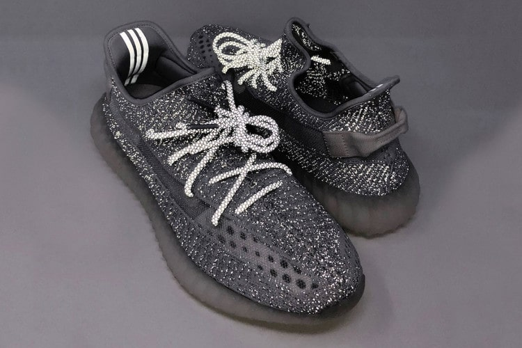 YEEZY BOOST 350 V2 Static Reflective in beeld | MANNENSTYLE