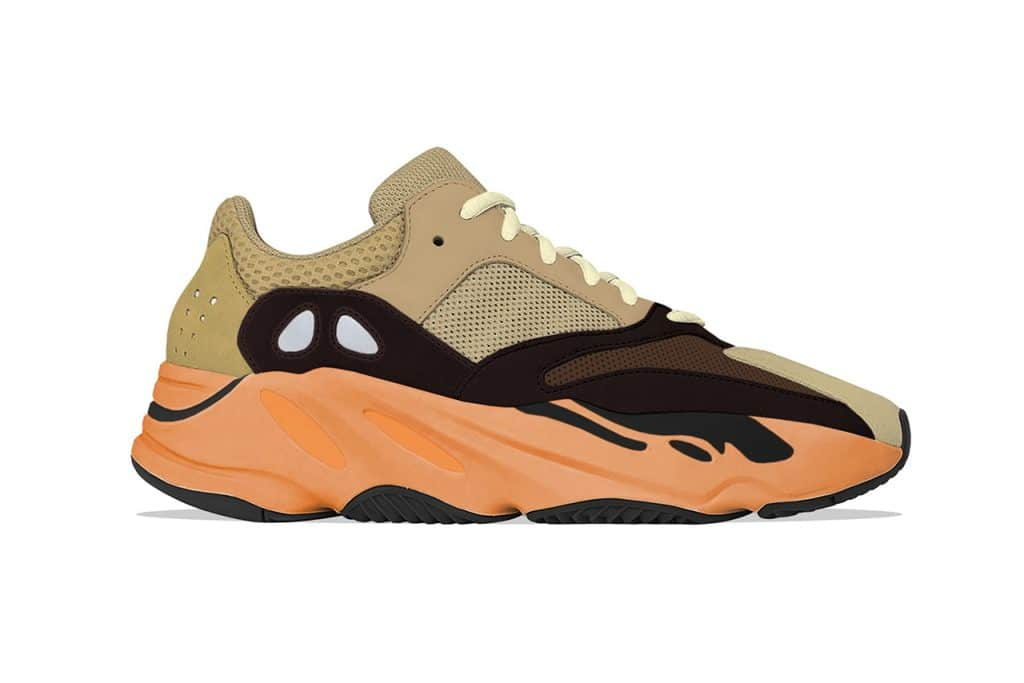 """YEEZY BOOST 700 """"Enflame Amber"""""""