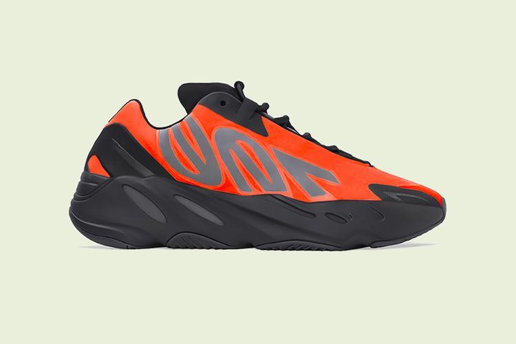 adidas YEEZY BOOST 700 MNVN Orange regionale release