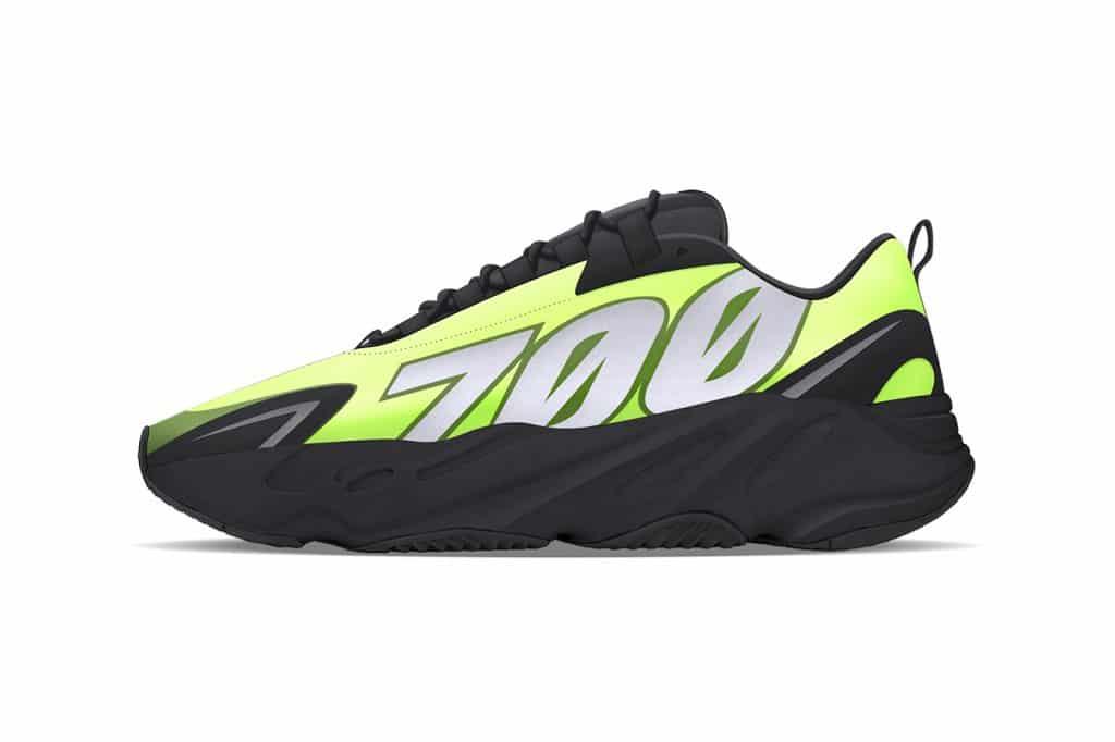 adidas YEEZY BOOST 700 MNVN Phosphor