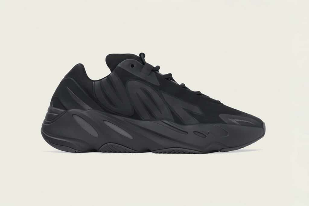adidas YEEZY BOOST 700 MNVN Triple Black re-release
