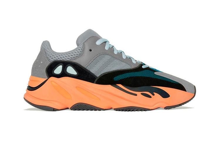 "adidas YEEZY BOOST 700 ""Wash Orange"""