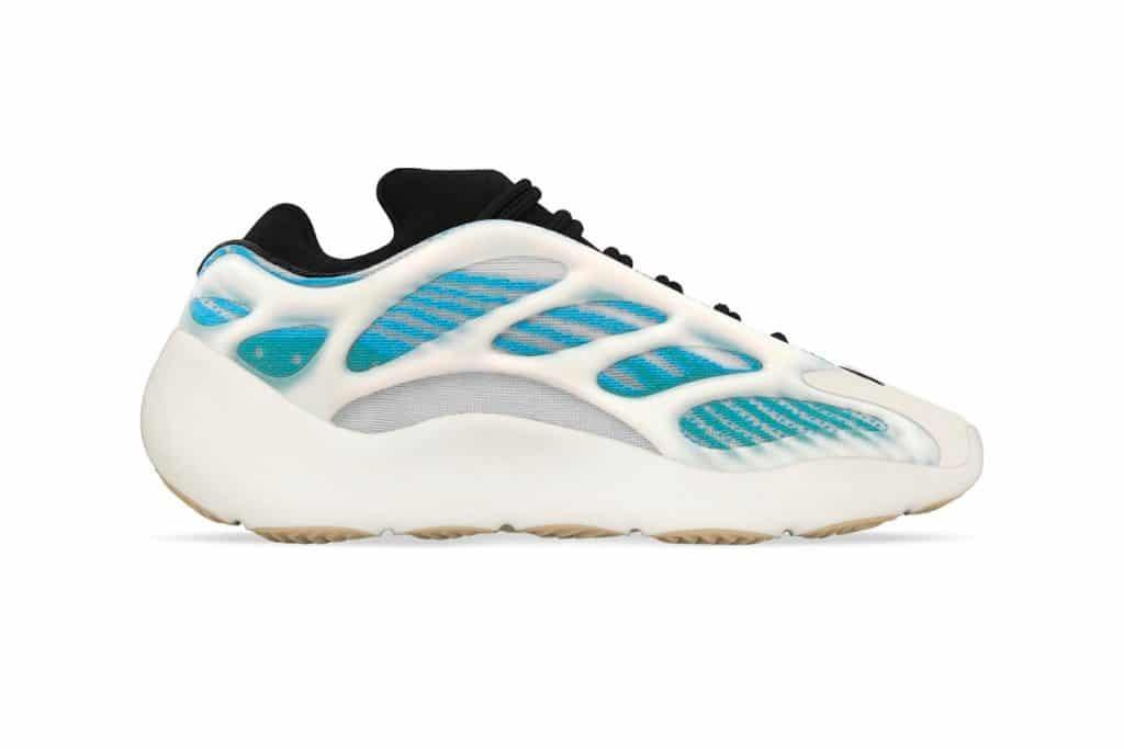 nieuwe YEEZY sneakers maart 2021