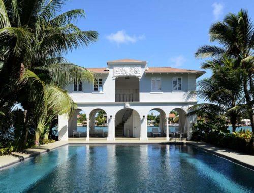 Al Capone's villa in Miami te koop Mino Raiola