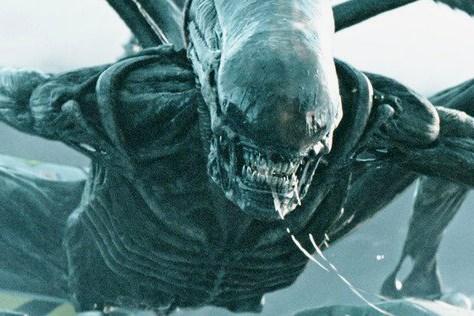 Alien: Covenant xenomorph bioscoop trailer