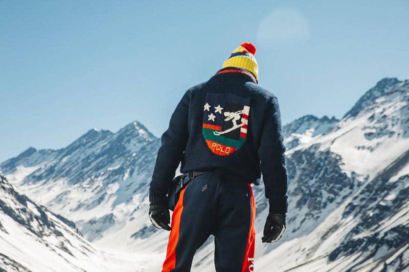 Ralph Lauren Downhill Skier Fall/Winter 2018