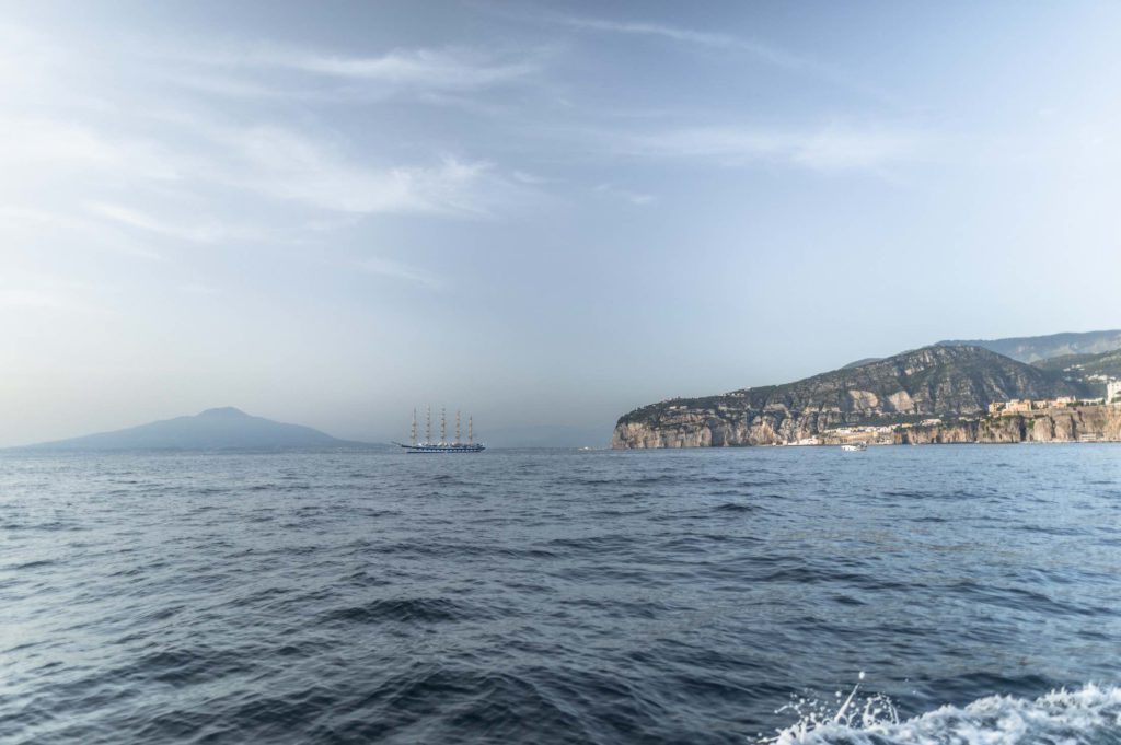 Amalfi kust sorrento