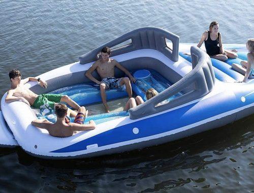 amazon opblaasbare speedboot 230 euro