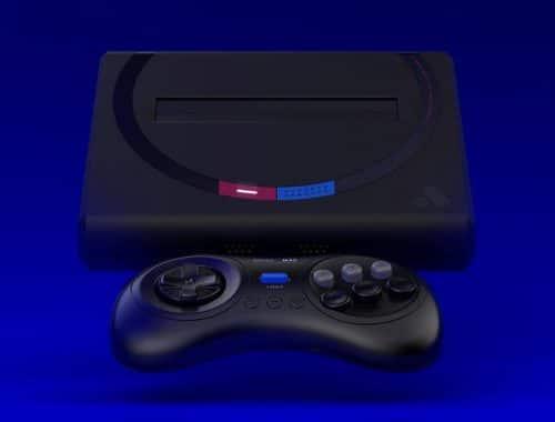 Analogue Mega SG retro console