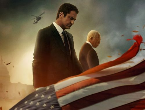angel has fallen trailer film