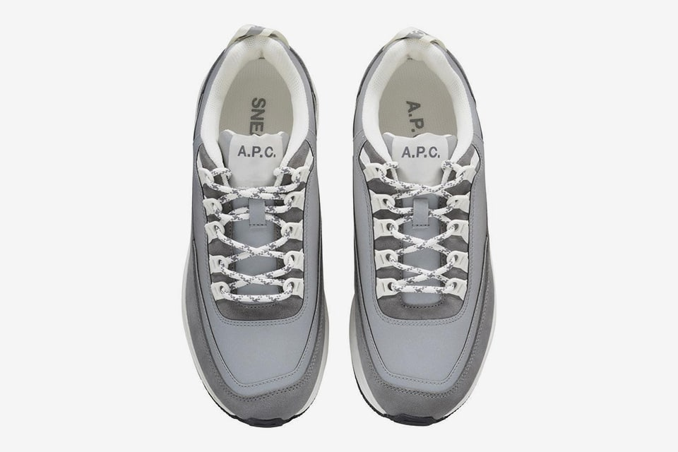 A.P.C. chunky dad sneaker
