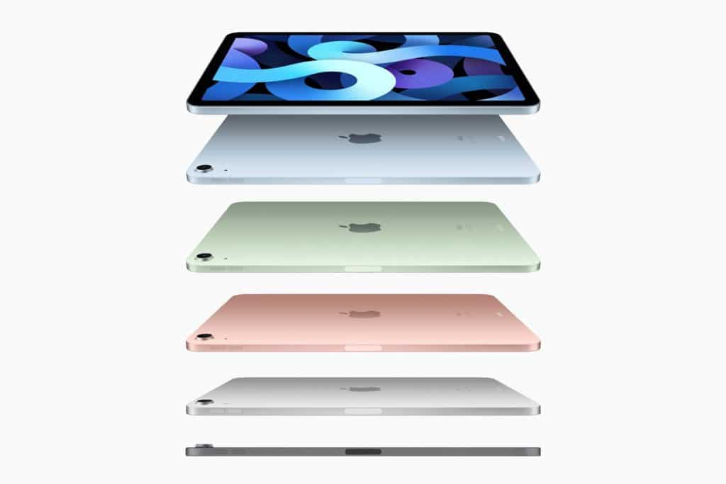 achtste generatie Apple iPad Air - A14 Bionic