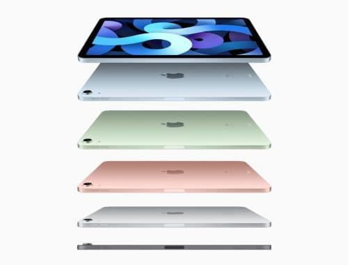 achtste generatie Apple iPad Air - A14 Bionic