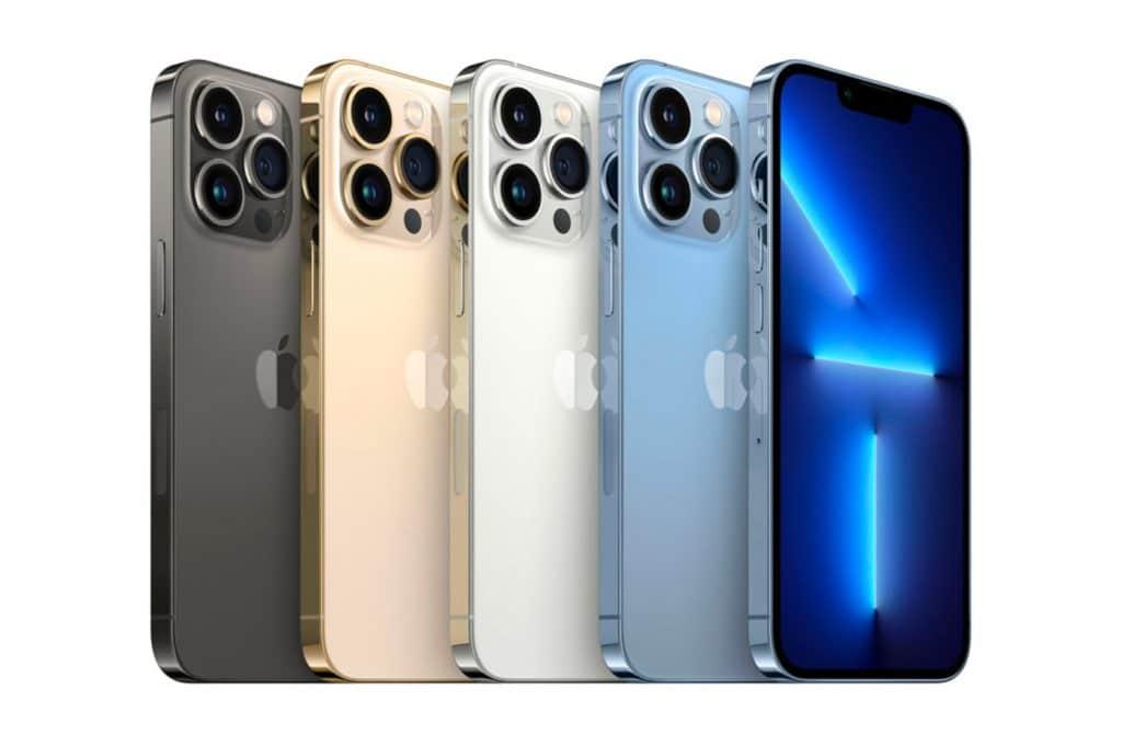 Apple iPhone 13 & iPhone 13 Pro