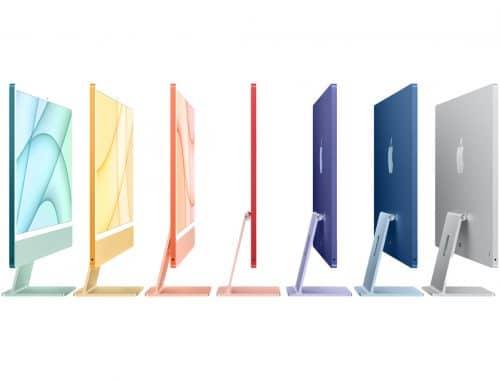 Nieuwe iPad Pro met M1 Chip & iMac met M1 Chip