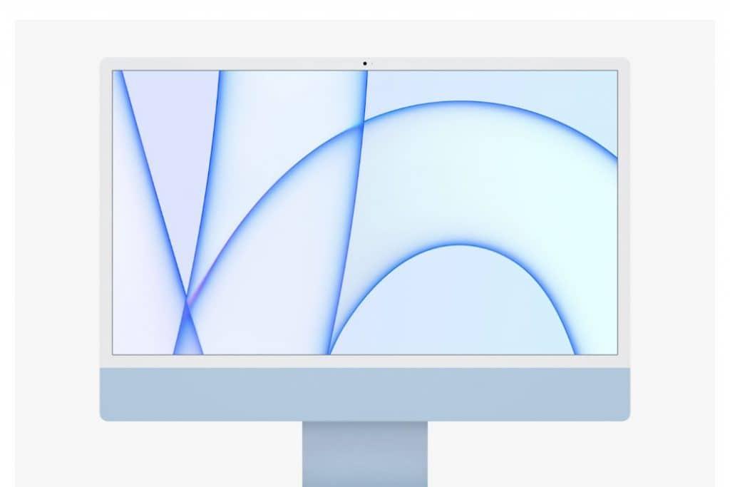 Nieuwe iMac met M1 Chip