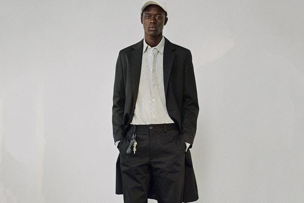 ARKET 2018 Spring/Summer Menswear Collectie