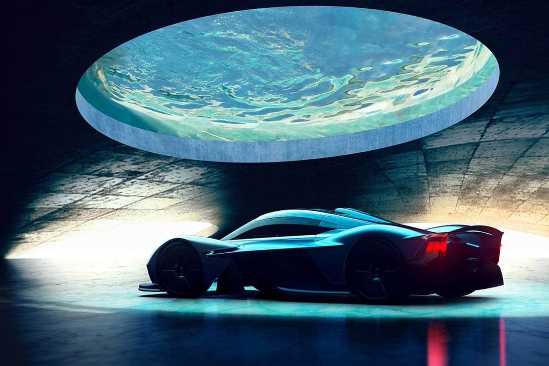 garages bouwen Aston Martin Automotive Galleries and Lairs