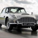 Aston Martin DB5 Goldfinger Continuation James Bond auto