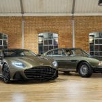 Aston Martin DBS Superleggera Secret Service