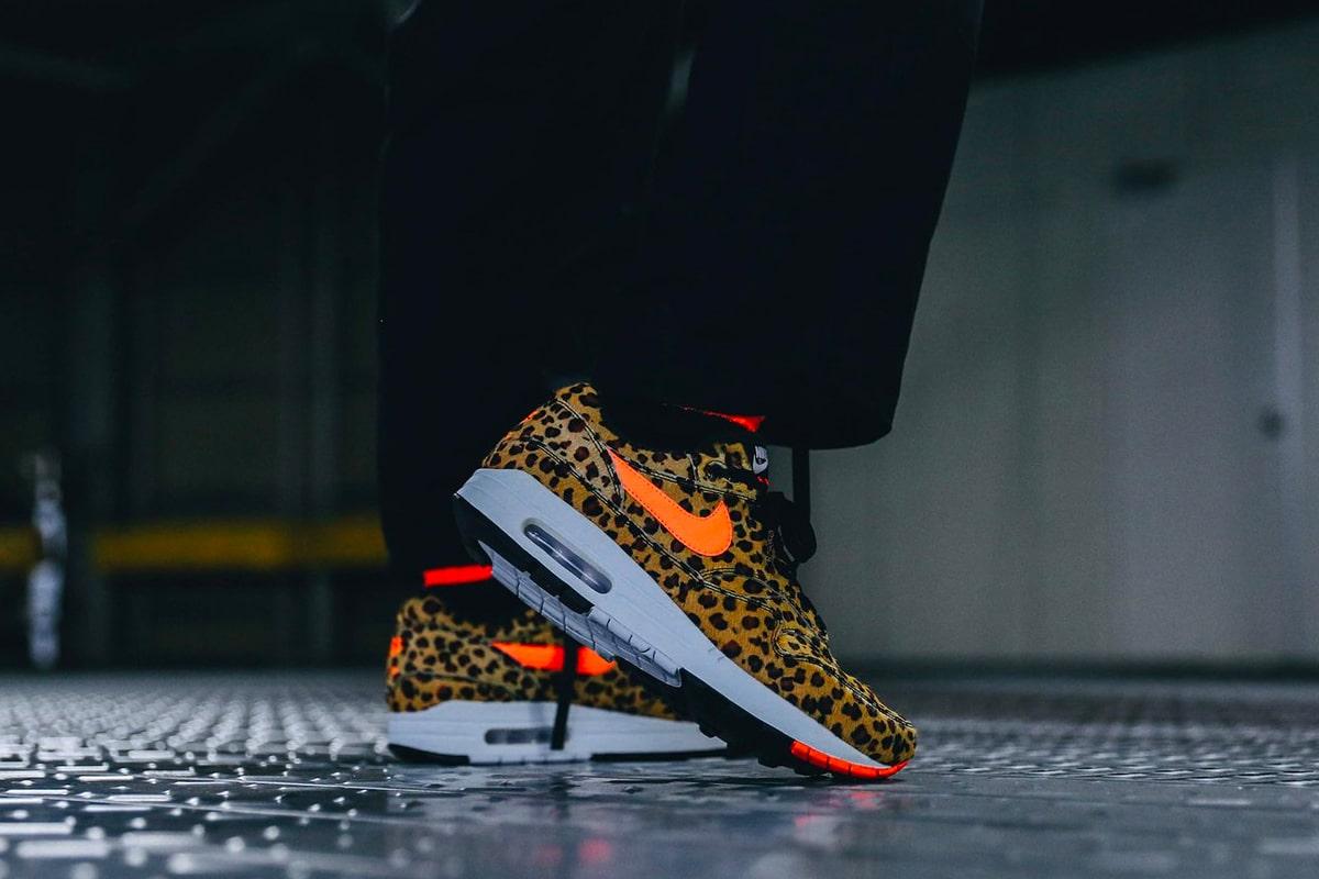 atmos x Nike Air Max 1 Animal 3.0