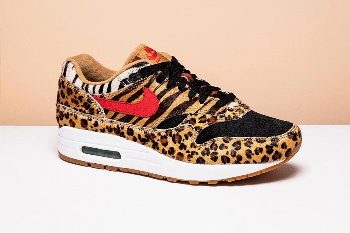 atmos x Nike Air Max 1 Animal 3.0 sneakers | MANNENSTYLE