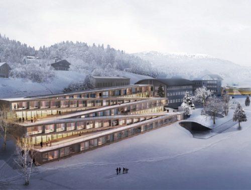 Audemars Piguet Hotel des Horlogers Zwitserland