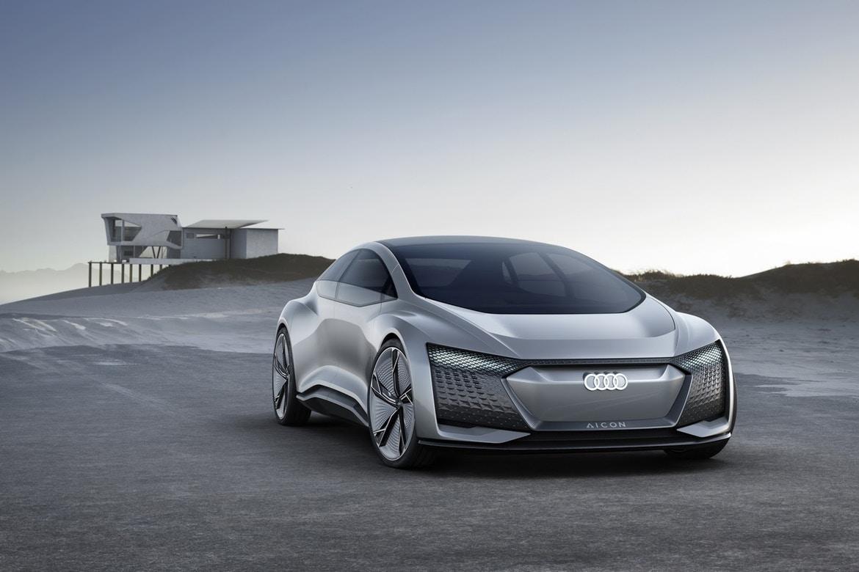Audi Aicon - IAA Frankfurt