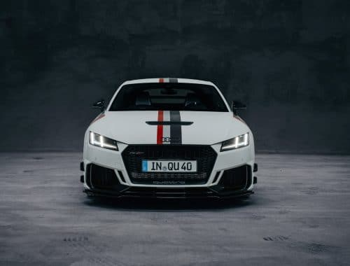 """Audi TT RS """"40 Years of Quattro"""""""