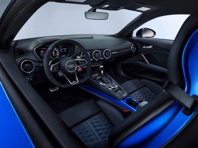 2019 Audi TT RS Coupé en 2019 Audi TT RS Roadster