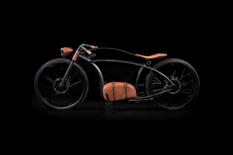 Avionics V1 Elektric Bike - elektrische motor