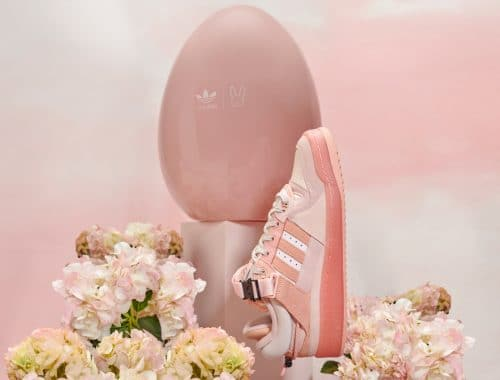 """Bad Bunny x adidas Forum Low """"Easter Egg"""""""