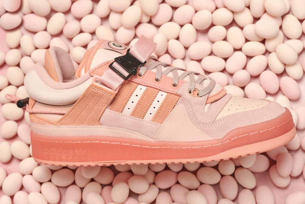 "Bad Bunny x adidas Forum Low ""Easter Egg"""