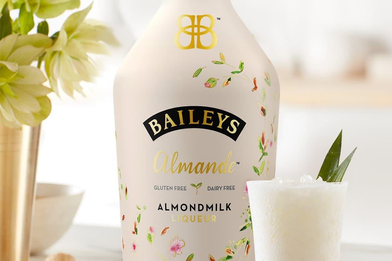 Baileys Almande vegans likeur