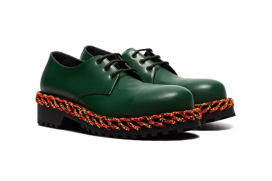 Balenciaga Derby Shoes