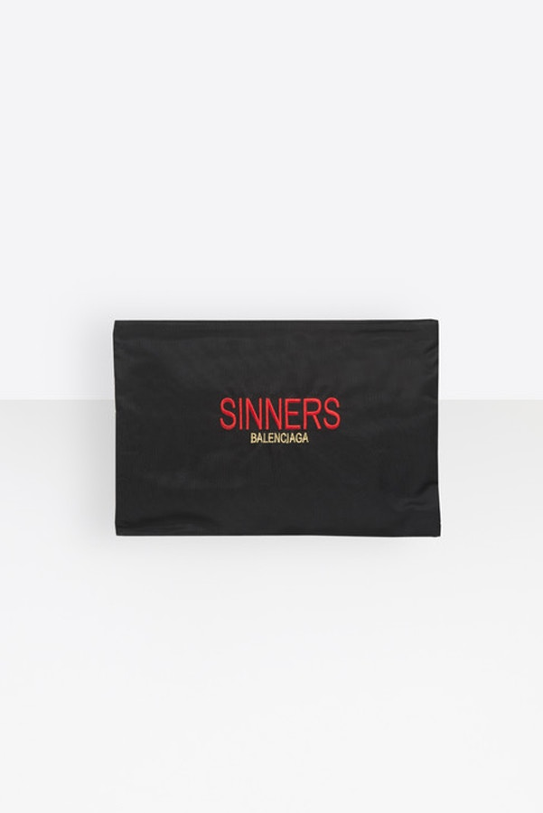 Balenciaga SINNERS Capsule Collectie SS18